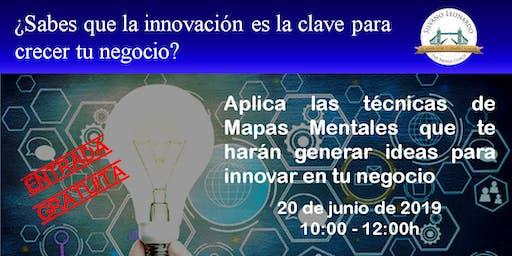 Mapas mentales para innovar en tu negocio