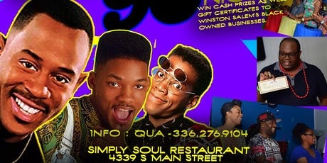 The Black In The Day 90s Trivia Game Show!! tickets