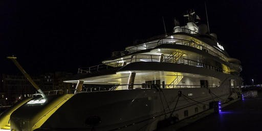 PME CONNECTS TRIPS - YACHT PARTY