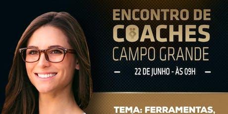 2° Encontro de Coaches FEBRACIS em Campo Grande/MS ingressos