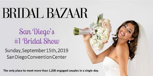Bridal Bazaar - Bridal Expo & Wedding Festival - September 15th 2019