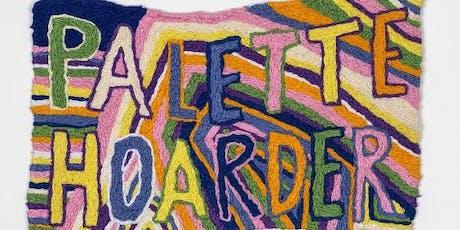 Subversive stitch: Protest banner making. Workshop with artist Raquel Ormella tickets