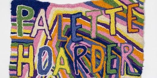 Subversive stitch: Protest banner making. Workshop with artist Raquel Ormella