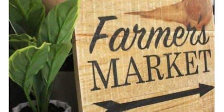Farmer's Market | June 20, 2019 tickets
