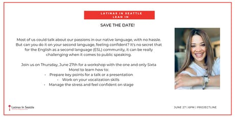The multilingual Speaker: How to Present with Confidence in Any Language tickets