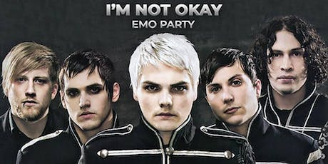 I'm Not Okay - Emo Party Perth tickets