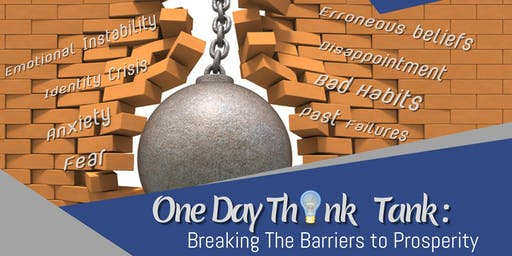 One Day Think Tank Session: Breaking Barriers to Prosperity
