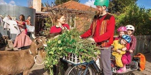 'Aussie Street' presented by Permaculture co-originator David Holmgren