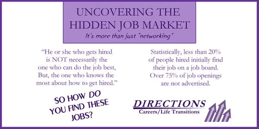 Uncovering The Hidden Job Market 6-19