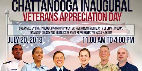 Chattanooga Inaugural Veterans Appreciation Day Event tickets