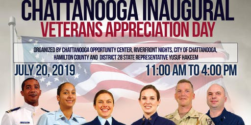 Chattanooga Inaugural Veterans Appreciation Day Event