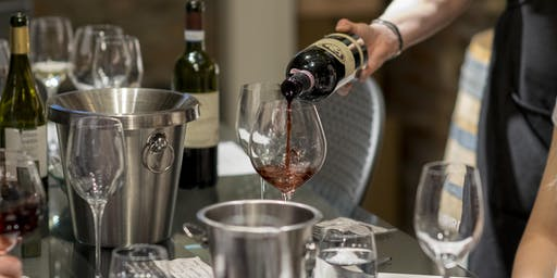 Weekend Wine-Down: Guided Wine Tasting