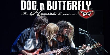 Dog N Butterfly - A Heart Experience tickets