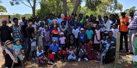 Launch of South Sudanese Community Support Group for Melton & Brimbank tickets