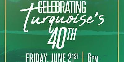 SMSB Summer Soiree Celebrating Turquoise\