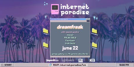 internet paradise tickets