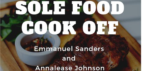SOLE FOOD COOK OFF tickets