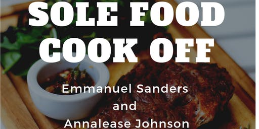 SOLE FOOD COOK OFF