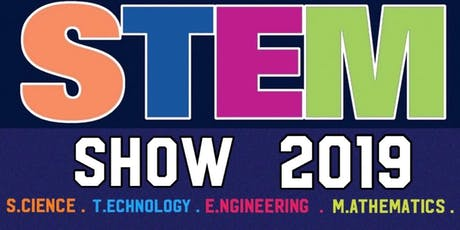 STEM Show 2019 tickets