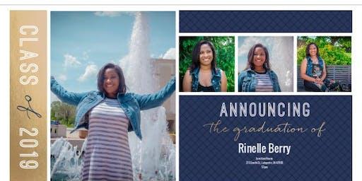 Rinelle's Graduation Open House