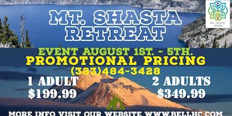 Mt. Shasta Meditation & Nature Retreat tickets