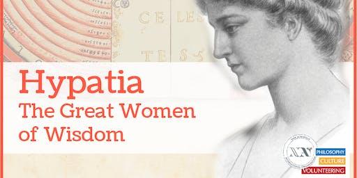 Hypatia - Great Women of Wisdom