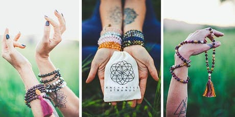 Mala Making Workshop with Enchanted Strands tickets