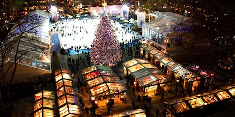 NYC Holiday Shopping and Markets tickets