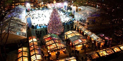 NYC Holiday Shopping and Markets