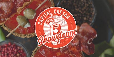 Capital Caesar Showdown 2019 tickets