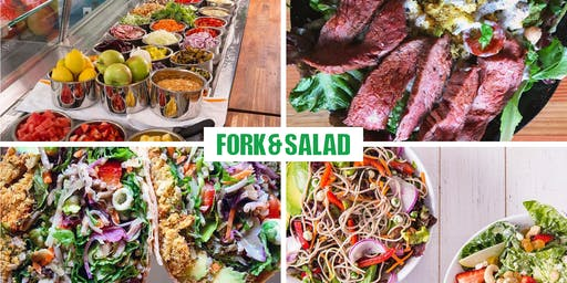 FORK & SALAD Orange Grand Opening Celebration