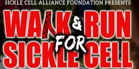 4th Annual 5K Walk For Sickle Cell (Cincinnati, OH) Presented by Sickle Cell Alliance Foundation tickets