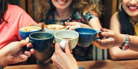 Mujer Triunfadora Coffee Social  tickets