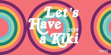 Let's have a kiki: The intersectional spectacle tickets