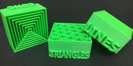 Introduction to Modeling for 3D Printing. Sessions at Sterne Library. tickets