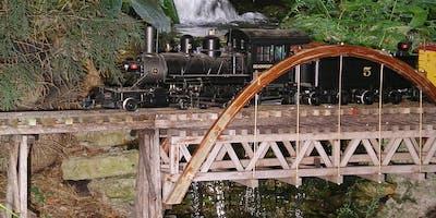 Lutz Railroad Garden Open House