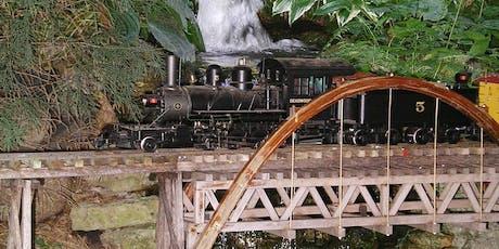 Lutz Railroad Garden Open House tickets