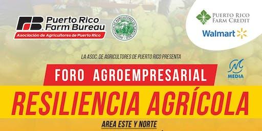 Foro Agroempresarial-Resiliencia Agrícola
