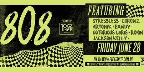 Together Agency pres: 8 0 8 - Shooters Takeover tickets