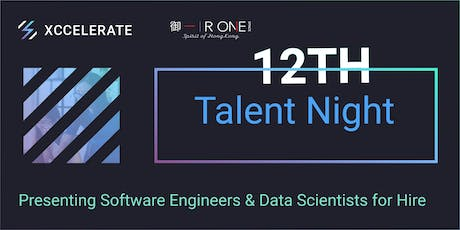 12th Talent Night: Presenting Software Engineers & Data Scientists tickets
