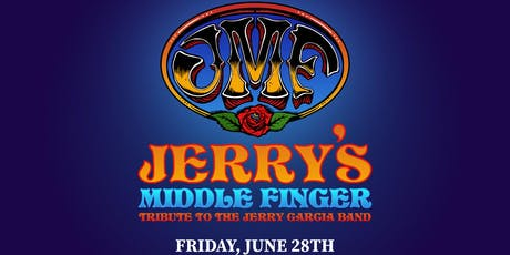 Jerry's Middle Finger - Tribute to Jerry Garcia tickets