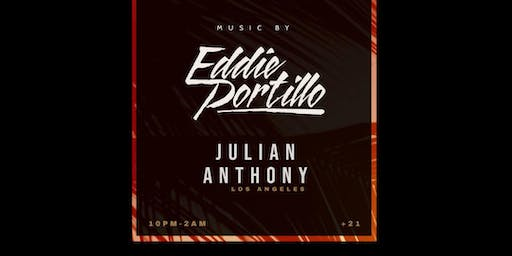 Frequency presents Eddie Portillo with Julian Anthony