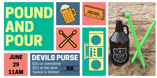 POUND and POUR at Devil's Purse