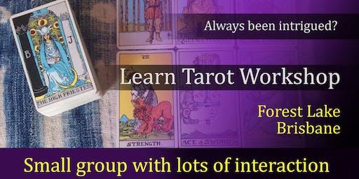 Learn Tarot Workshop