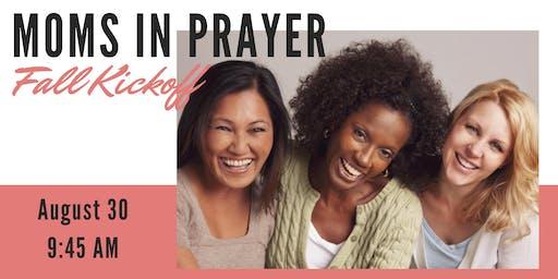 Moms In Prayer Fall Kickoff