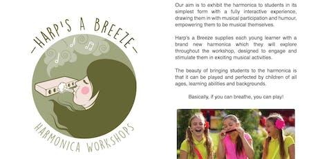 Making Music Day! Harps a Breeze Specialist Workshop tickets
