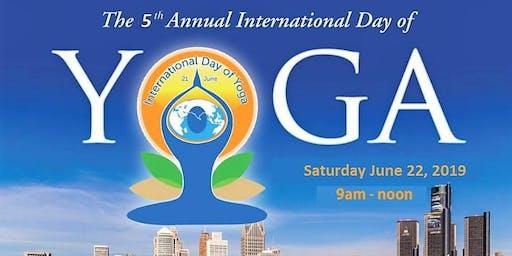 International Day of Yoga - 2019