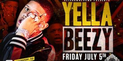 YELLA BEEZY PERFORMING LIVE