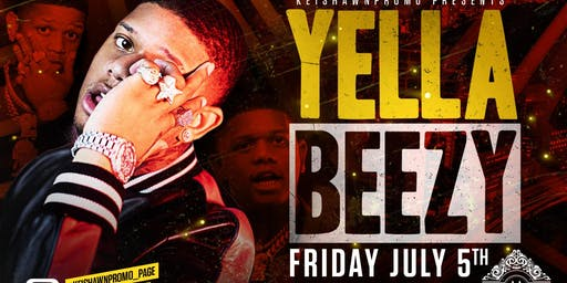 YELLA BEEZY PERFORMING LIVE
