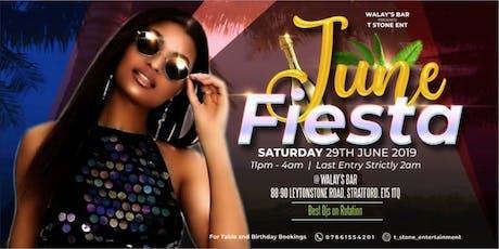 June Fiesta tickets